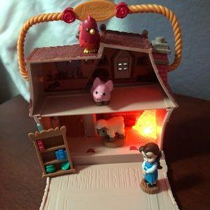 Belles cottage Animator set